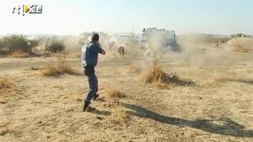 RTL Nieuws Mijnwerkers Zuid-Afrika niet vervolgd voor moord