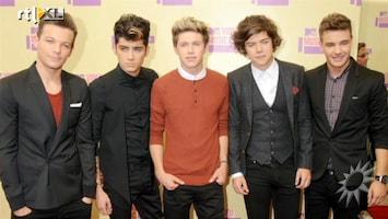 RTL Boulevard Een One Direction Update