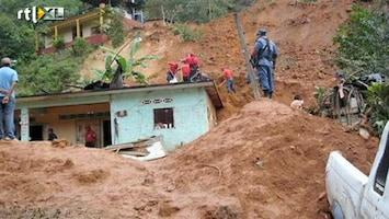 RTL Nieuws Aardverschuiving verwoest Mexicaans dorp