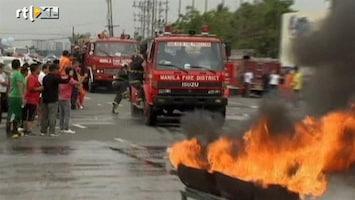 RTL Nieuws Brandweermannen strijden om eer