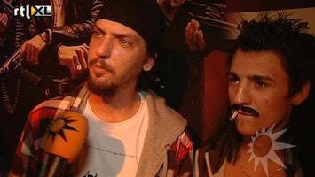 RTL Boulevard New Kids Premiere in Duitsland