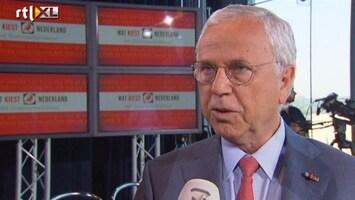 RTL Nieuws ING-topman: politici moeten positief zijn