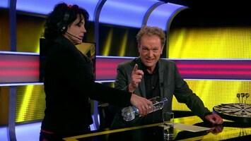 'Mannequin challenge' bij RTL7 Darts