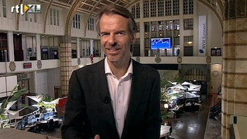 RTL Z Nieuws 11:00 Winsten op beurs nemen wat af