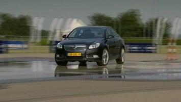 RTL Autowereld Autorijden doe je zo: achterwielslip