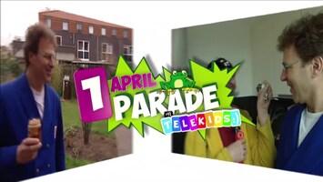 1 April Parade - Loterij