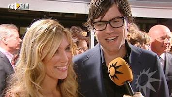 RTL Boulevard Voorbereidingen huwelijk Simon Keizer