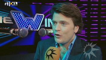 RTL Boulevard Teleurstellende kijkcijfers voor The Winner Is