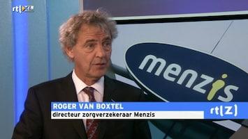 Rtl Z Interview - Roger Van Boxtel