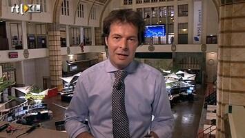 RTL Z Nieuws 17:00 Aandeel ING daalt ondanks aankondiging dividend in 2012