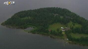 RTL Nieuws Bloedbad op Noors eilandje