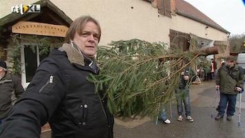 RTL Nieuws Nederlander op WK kerstboomwerpen
