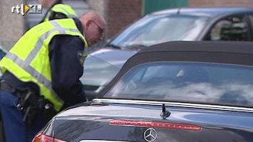 RTL Nieuws Criminele patserbak is tegenwoordig een leasebak