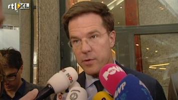 RTL Nieuws Rutte: geen verkiezingen