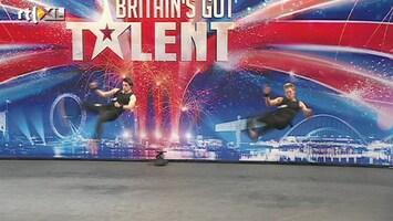 Het Beste Van Got Talent Worldwide Danny en Liam vechten zich een plek naar de volgende ronde