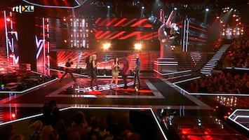 The Voice Of Holland - Liveshow 4