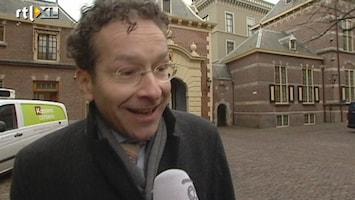 Editie NL Dijsselbloem denkt na over voorzitterschap Eurogroep