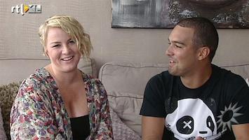RTL Boulevard Rachel Kramer en Deon Leon verwachten eerste kindje