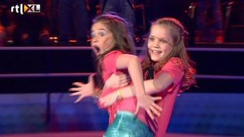 Everybody Dance Now Noa en Indy kunnen alles