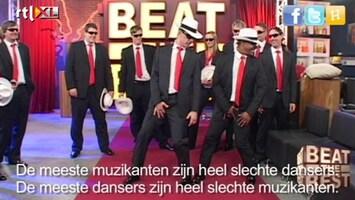 Beat The Best Backstage met Brassballett