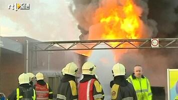 RTL Nieuws Moerdijk slecht voorbereid op ramp