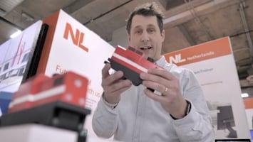 Nederlandse startups in Vegas: van programmeertrein tot tuinrobot