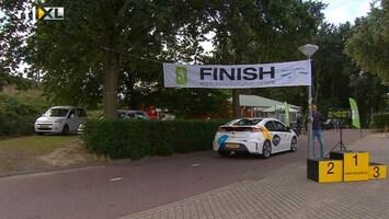 RTL Nieuws Auto nipt sneller dan snelfietspad