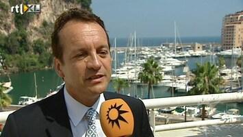 RTL Boulevard Burgemeester Marsan over huwelijk Monaco