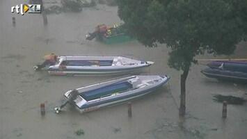 RTL Nieuws Nog meer regen in overstroomd China