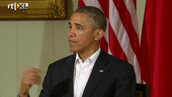 RTL Nieuws Digitaal spionerende Obama bij Merkel op het matje