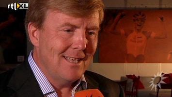 RTL Boulevard Willem-Alexander neemt afscheid van het IOC