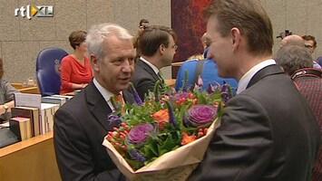 RTL Nieuws Houwers kan terugkeren als onderzoek hem vrijpleit