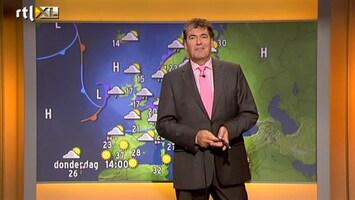 RTL Nieuws Vakantieweer: Noord-Europa blijft kwakkelen