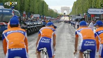 RTL Nieuws Hallo Parijs, dag Tour de France