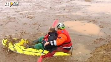 RTL Nieuws Doden door watersnood Zuid-Spanje