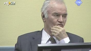 RTL Nieuws Proces tegen Mladic kan jaren duren