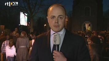 RTL Nieuws Herdenking busongeluk is 'knoop in mijn maag'