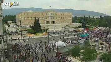 RTL Nieuws Griekse premier bereid op te stappen