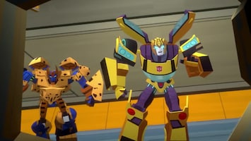 Transformers Cyberverse Afl. 16