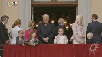 RTL Boulevard Jaaroverzicht Noorse Royals