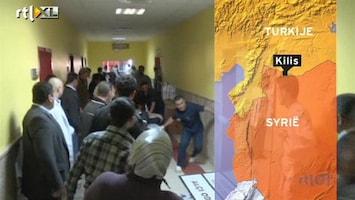 RTL Nieuws Nu ook aanvallen op kampen buiten Syrië