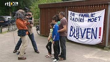 RTL Nieuws Geïntegreerde asielzoeker mag eerder blijven