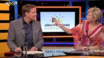 RTL Boulevard Nieuwe bedrijfsnaam Albert Verlinde