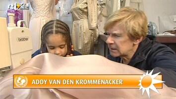 RTL Boulevard Addy van den Krommenacker zet zich in voor Unicef