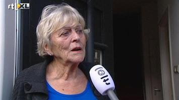 RTL Nieuws 'Er stonden wel honderd man in m'n tuin'