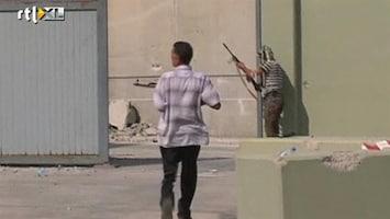 RTL Nieuws Nog steeds gevechten in Tripoli