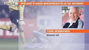 RTL Nieuws Directeur AZ: wij hebben onze principes