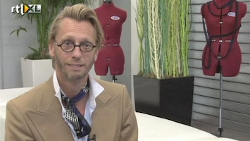 Project Catwalk (nl) Carlo teleurgesteld over uitslag