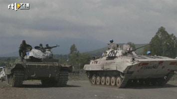 RTL Nieuws Congolese rebellen veroveren Goma