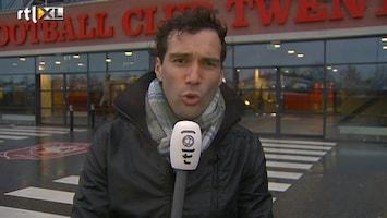 RTL Nieuws Adriaanse weg bij FC Twente